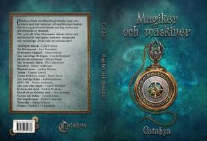 Omslaget till Magiker och Maskiner