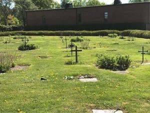 Kyrkogård i Uppsala