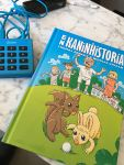 Boken En kaninhistoria med betalningsdosa